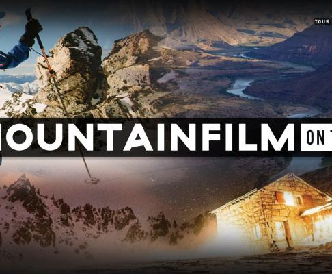 Thursday 18 July - Mountainfilm on Tour @ The Worl
