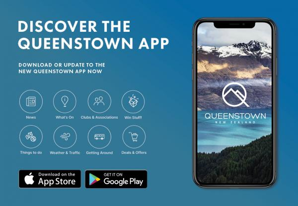 The Official Queenstown App - brought to you by Lakes Weekly